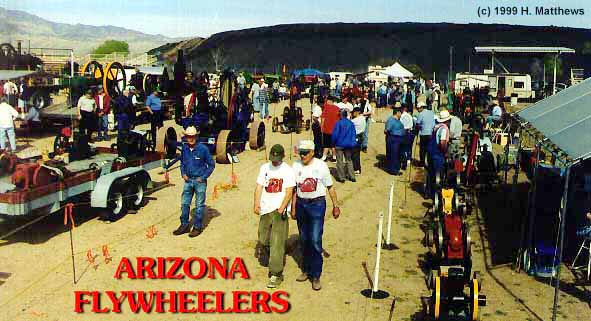 Arizona Flywheelers